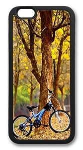 Custom DIY Case Cover For SamSung Galaxy S5 Mini Bike In The Park Hard PC Back Protective Case Cover For SamSung Galaxy S5 Mini