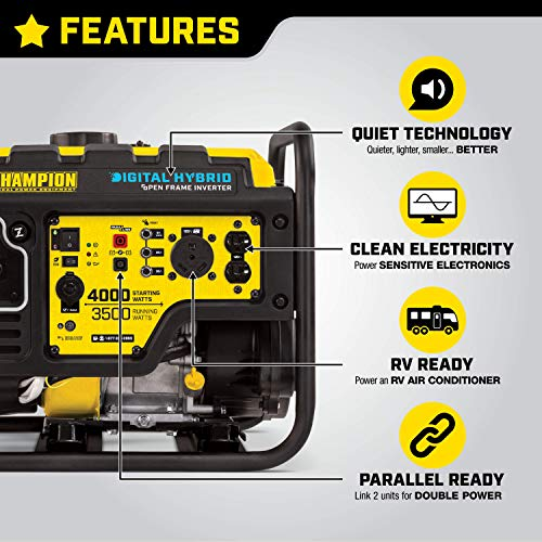 Best Portable Generators Tested, light duty and heavy duty