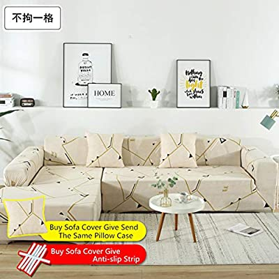 Bwzz New Corner Sofa Cover Elastic Couch Cover For Sofa Sectional L Shaped Sofa Cover Chaise Longue Stretch Sofa Slipcover L Shape Buy Online At Best Price In Uae Amazon Ae