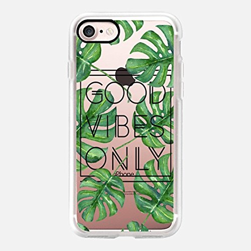 iPhone 7 Cases, Casetify, Ultra Slim Fit Cover (Good Vibes