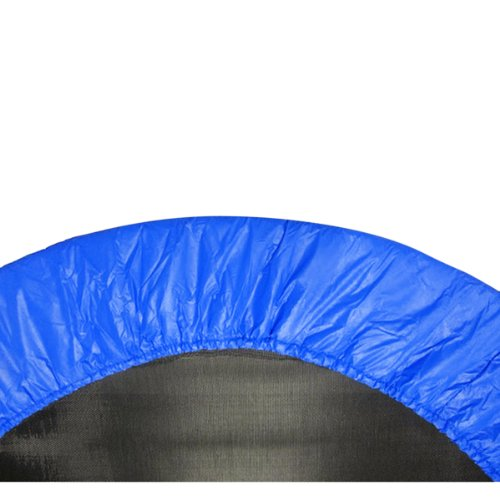 40-Round-Trampoline-Safety-Pad-Spring-Cover-for-6-Legs-Blue