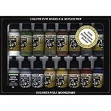 Vallejo RLM Colors Model Air Paint, 17ml