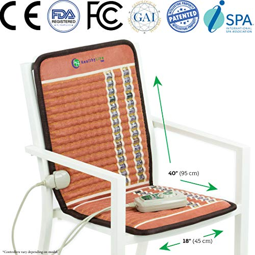 infrared heating pad 4 therapy 40in x