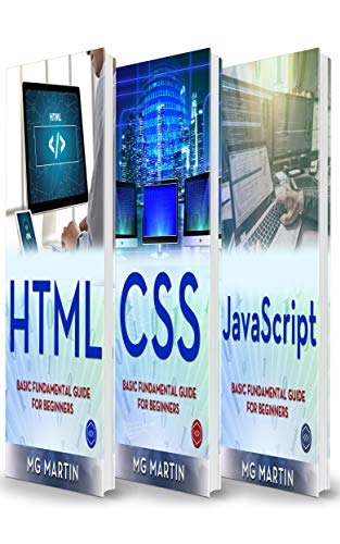 #freebooks – Programming for Beginners: 3 Books in 1- HTML+CSS+JavaScript (Basic Fundamental Guide for Beginners) by MG Martin