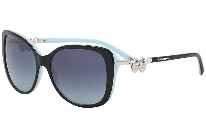 44d4de3ff18 Tiffany TF4129 80559S 56mm Sunglasses  Tiffany  Amazon.ca  Clothing ...