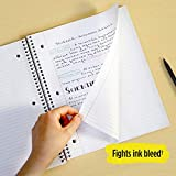 Five Star Spiral College Ruled Notebook, 1