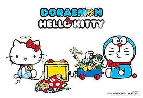 Download 90 Gambar Hello Kitty And Doraemon Paling Baru HD
