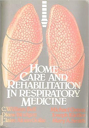 Home Care And Rehabilitation In Respiratory Medicine Descargar Gratis En Formato Pdb