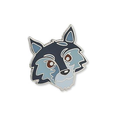 Amazon.com: Cabeza de lobo casa Stark King en el norte Emoji ...