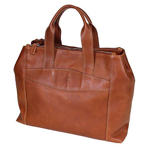 Terrida Marco Polo handbag - LE1122 (Cuoio)
