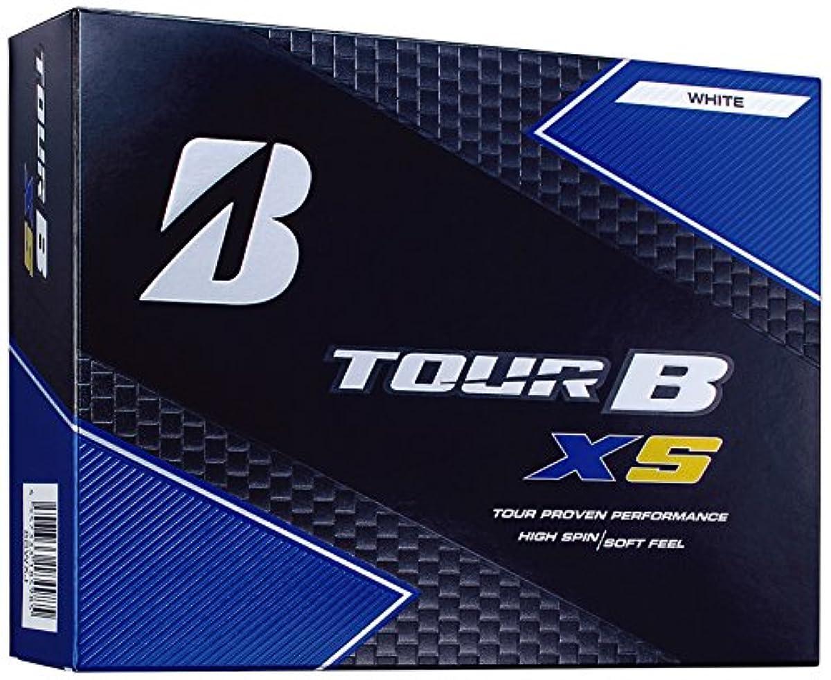 [해외] BRIDGESTONE(브리지스톤) 골프 볼 TOUR B XS 1다스( 12개 들이)