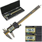 "iGaging ABSOLUTE ORIGIN 0-6"" Digital Electronic Caliper - IP54 Protection / Extreme Accuracy"