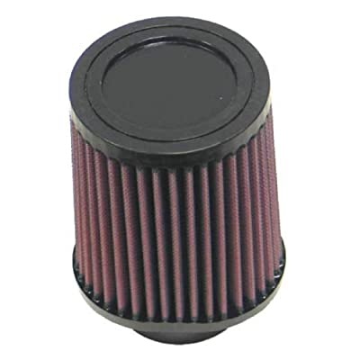 K&N Universal Clamp-On Air Filter: High Performance, Premium, Replacement Filter: Flange Diameter: 2.75 In, Filter Height: 5.5625 In, Flange Length: 0.8125 In, Shape: Round Tapered, RU-5090: Automotive