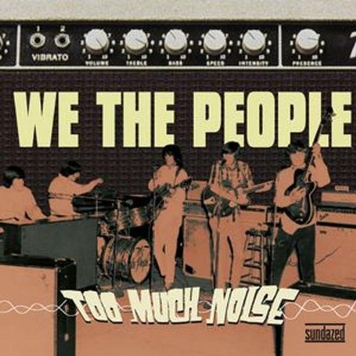 Vinilo : We the People - Too Much Noise (LP Vinyl)