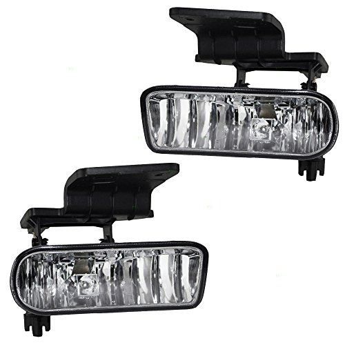 01 chevrolet silverado fog lights - 2