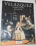 Velazquez, Jose Lopez-Rey, 3822875619