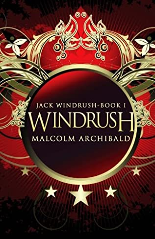 book cover of Windrush