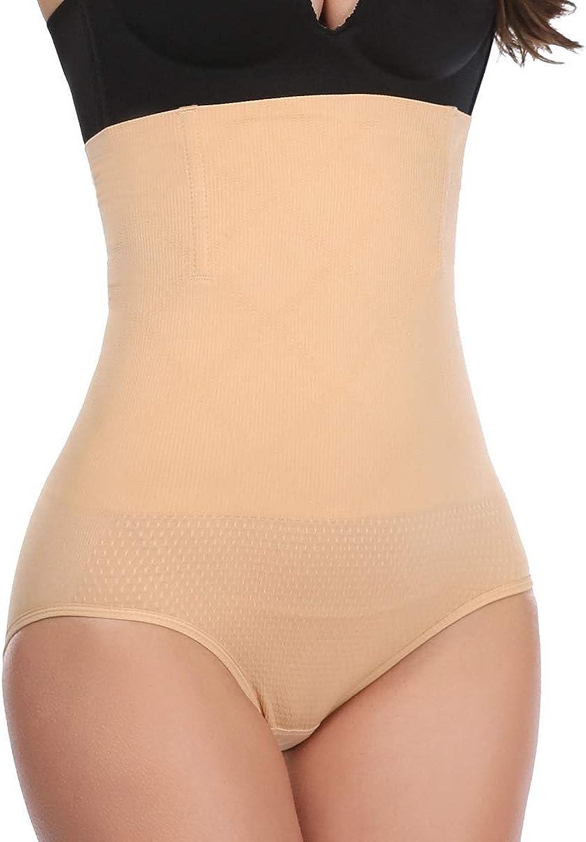SHAPERIN Contenitiva a Vita Alta Mutande ntimo Modellante da Donna Guaina Contenitive Pantaloncini Shapewear Dimagrante