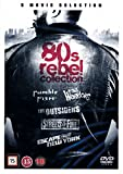 80's Rebel Collection 5-DVD Set ( Rumble Fish / The Warriors / The Outsiders / Streets of Fire / Escape from New York ) [ NON-USA FORMAT, PAL, Reg.2 Import - Denmark ]