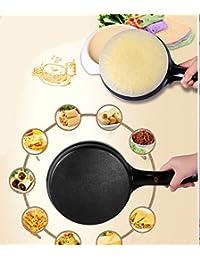Sdfdsjgfds Pancake Maker,Spring Cake Maker, Spring Roll Paper Maker, Pancake Pancake Maker, Electric Cake Maker, Nonstick Use For Pancakes Blintzes Eggs