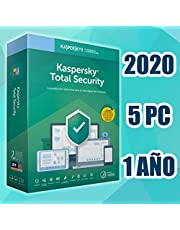 KASPERSKY TOTAL SECURITY 2020 5 PC licencia electrónica