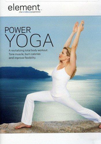 Element: Power Yoga Ashley Turner Andrea Ambandos DV22250 Fitness/Self-Help
