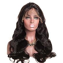 Gracefulvara Lace Front Human Hair Wigs Wave Wig