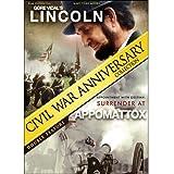 Civil War Anniversary Collection: Gore Vidal's Lincoln / The Surrender at Appomattox