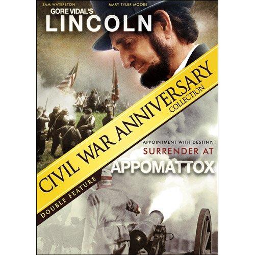 (Civil War Anniversary Collection: Gore Vidal's Lincoln / The Surrender at Appomattox )