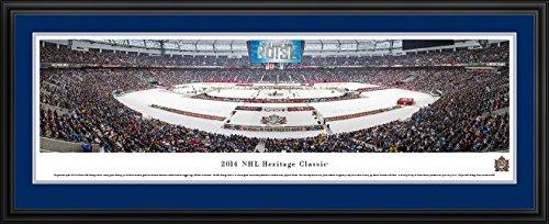2014 NHL Heritage Classic - Vancouver Canucks vs. Ottawa Senators - Panoramic Print