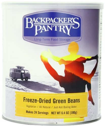 Backpacker's Pantry Freeze-Dried Green Beans, 6.4-Ounce ()