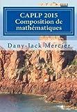 CAPLP 2015 Composition de mathématiques