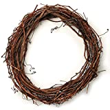 Darice 2802-73 Grapevine Wreath 18''
