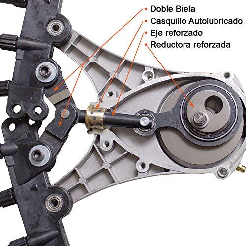 ACCESORIO PODADORA GIRATORIA KM03 para máquinas combi.