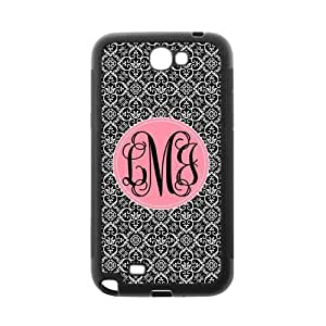 European style Palace Black and White Retro Pattern with Light Pink Handwriting Monogram Design Custom Luxury For Case Samsung Galaxy S3 I9300 Cover ( Black ) ALL MY DREAMS!!