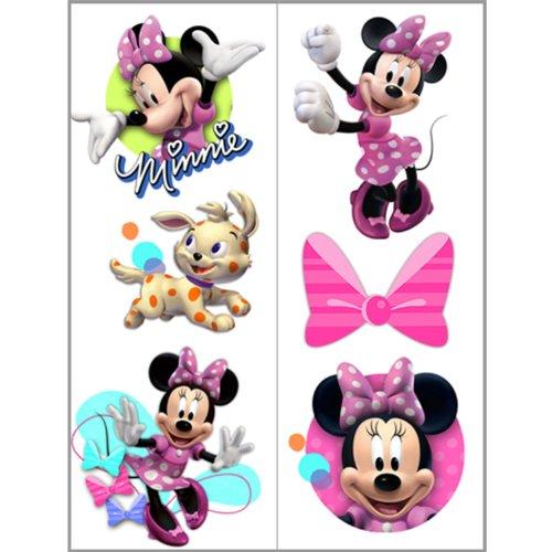Minnie Mouse Tattoos (Minnie Tattoos (2-pack))