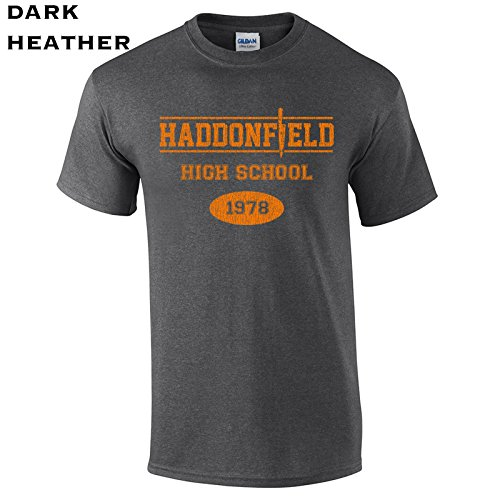 10 Haddonfield High School Funny Men's T (Halloween Movie Mike Myers)