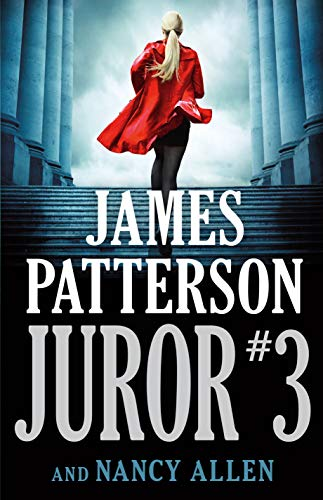 Book cover from Juror #3 by James Patterson