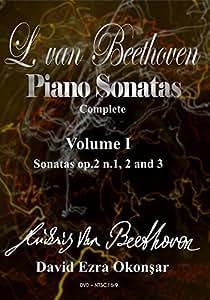 Beethoven Sonatas VOL.1 (the DVD-NTSC)