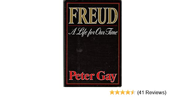 Freud a life for our time peter gay 9780393025170 amazon books fandeluxe Gallery