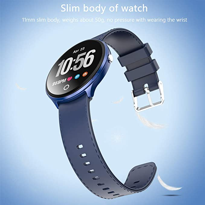 Amazon.com: NOMENI Smart Watch IP68 Waterproof Digital Smart ...