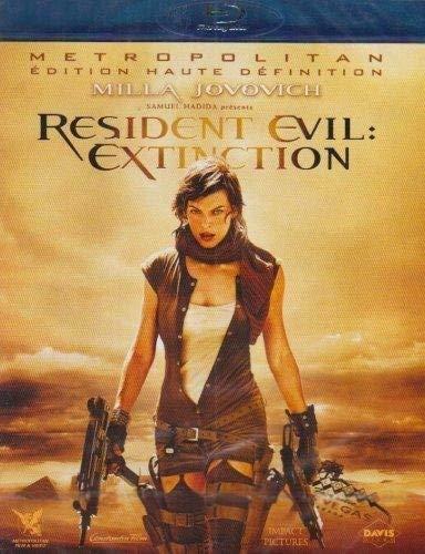 Resident Evil : Extinction [Francia] [Blu-ray]: Amazon.es: Milla ...