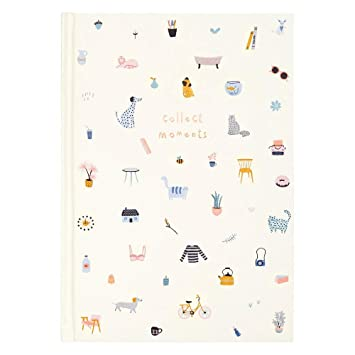 Amazon.com : kikki.K B5 Feature Journal: Sweet. 1 Count ...