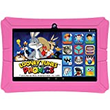 "EPIK Learning Tab, 8"" Kids Touchscreen Tablet Featuring Android 5.1 OS, Looney Tunes Phonics, 16GB Intel Quad Core Processor KidSafe Certified"