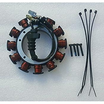 harley davidson stator wiring wiring diagram data schemaamazon com harley davidson stator 2000 softail 2000 03 dyna 29951 harley davidson stator wiring