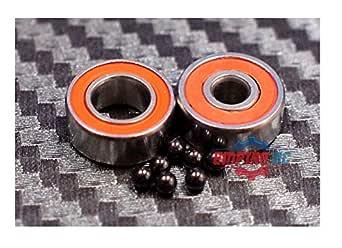 Hybrid Ceramic Ball Bearings Fits SHIMANO CASTAIC CA-200 ABEC-7 Bearing
