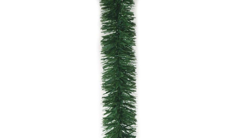 18' Traditional Green Pine Christmas Garland - Unlit