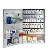 First Aid Only 200 Person Metal SmartCompliance Cabinet without Medication, XX-Large
