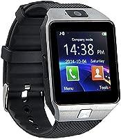 EMEBAY - Reloj inteligente Bluetooth/reloj inteligente Bluetooth Smart Watch con cámara para Huawei, Xiaomi, Sony, Samsung y de otros Android ...