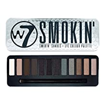 W7 Smokin' Shades Eye Shadow Colour Palette